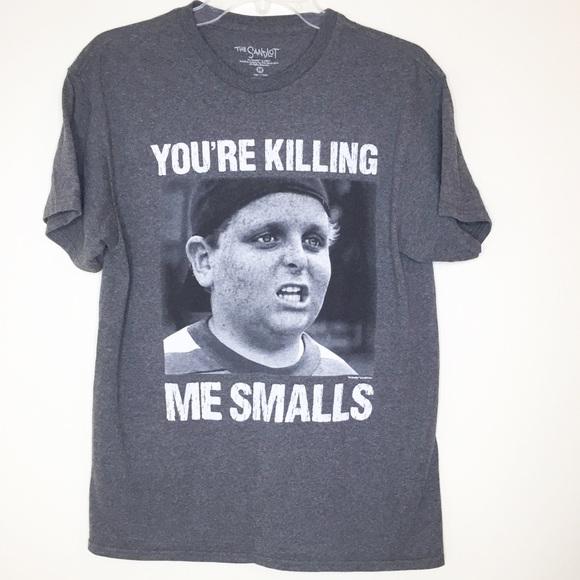 1adc044b682b The Sandlot Shirts | Youre Killing Me Smalls Graphic Tee Size Medium ...